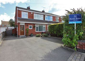 Thumbnail 3 bed semi-detached house for sale in Avon Road, Kenilworth