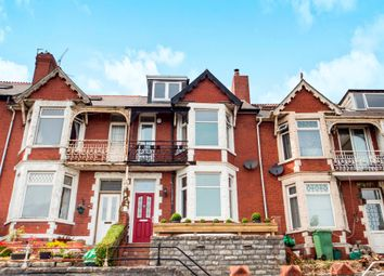 Thumbnail 5 bed terraced house for sale in Park Avenue, Barry