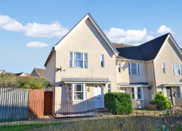 Thumbnail 2 bedroom semi-detached house for sale in Britric Close, Flitch Green, Dunmow