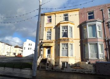 Thumbnail Block of flats for sale in Promenade, Blackpool