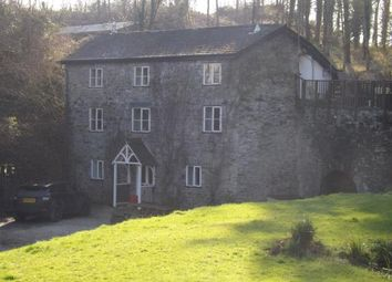 Thumbnail 5 bed detached house for sale in Lewdown, Okehampton