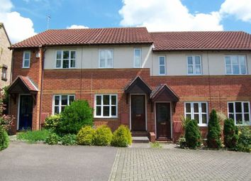 Thumbnail 2 bed terraced house to rent in Chalwell Ridge, Shenley Brook End, Milton Keynes