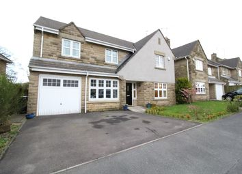 Thumbnail 5 bed detached house for sale in Loveclough Park, Loveclough, Rossendale