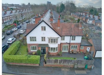 Upper Clifton Road, Sutton Coldfield B73. 4 bed terraced house for sale