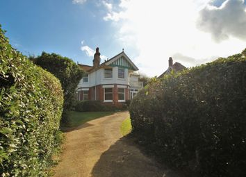Thumbnail 4 bed detached house to rent in Uplands Road, Totland, Isle Of Wight