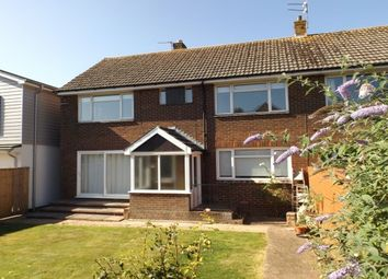 Thumbnail 3 bed property to rent in Salterton Road, Exmouth