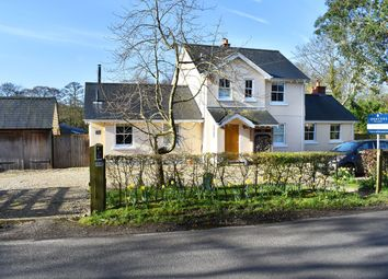 Thumbnail 5 bed detached house for sale in South Sway Lane, Sway, Lymington