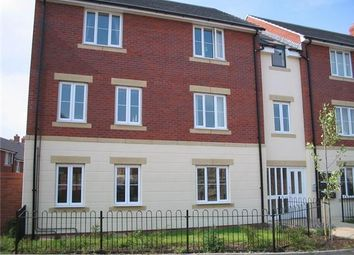 Thumbnail 2 bed flat to rent in Dore Close, Yeovil
