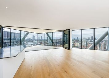 Thumbnail 3 bed flat for sale in Holland Street, London