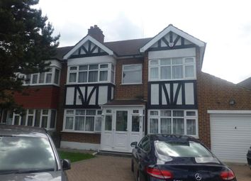 Thumbnail 4 bed semi-detached house for sale in Brackley Square, Woodford Green, Essex
