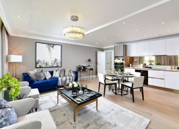 Thumbnail 1 bed flat for sale in Wimbledon Hill Park, London