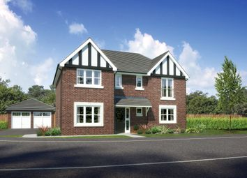 Thumbnail 4 bed detached house for sale in Sherbourne Avenue, Westminster Park, Chester
