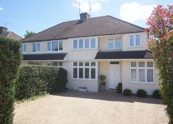 Thumbnail 4 bed semi-detached house for sale in How Wood, Park Street, St.Albans