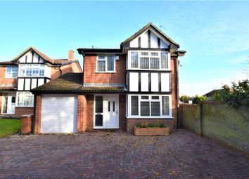3 bed detached house for sale in Westbury Close, Duston, Northampton NN5