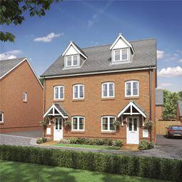 Thumbnail 3 bedroom detached house for sale in Allington Lane, Fair Oak, Eastleigh