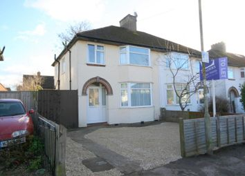 Thumbnail 3 bedroom semi-detached house to rent in Mark Road, Headington, Oxford