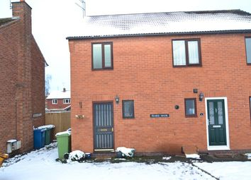 Thumbnail 1 bed flat for sale in Pearce House, Trenchard Avenue, Stafford