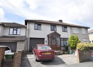 Thumbnail 5 bedroom semi-detached house to rent in Burley Grove, Downend, Bristol