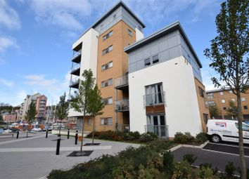 Thumbnail 1 bed flat for sale in Mizzen Court, Portishead, Bristol