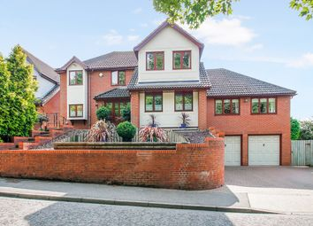 Thumbnail 4 bed detached house for sale in Brookview, Ipswich, Suffolk