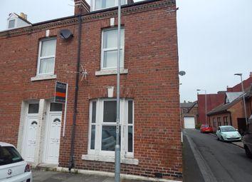 Thumbnail 2 bed flat to rent in Carlton Street, Blyth