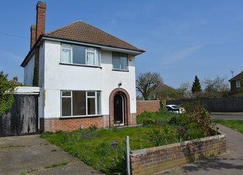 Thumbnail 3 bed detached house to rent in Aylesbury Road, Bedford