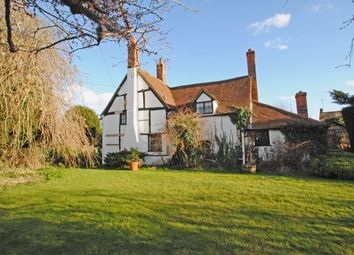 Thumbnail 3 bed detached house for sale in Ilges Lane, Cholsey, Wallingford