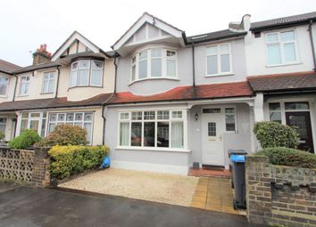 Thumbnail 4 bed terraced house for sale in Claremont Road, Addiscombe