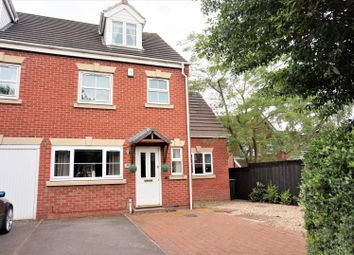 Thumbnail 5 bedroom semi-detached house for sale in Maple Walk, Longford, Coventry