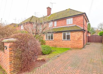 Thumbnail 5 bed semi-detached house for sale in Newfield Gardens, Marlow