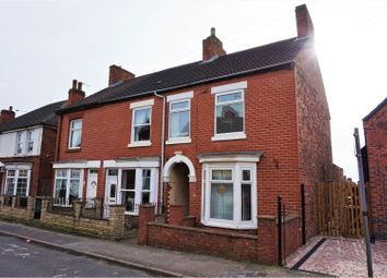 Thumbnail 3 bed end terrace house for sale in Queen Street, Swadlincote