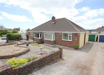 Thumbnail 2 bed semi-detached bungalow to rent in Park Close, Plympton, Plymouth
