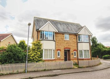 Thumbnail 4 bed detached house for sale in Kemmann Lane, Great Cambourne, Cambridge
