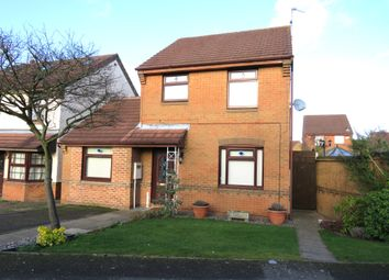Thumbnail 3 bed detached house for sale in Kingsbridge Crescent, Anstey Heights, Leicester