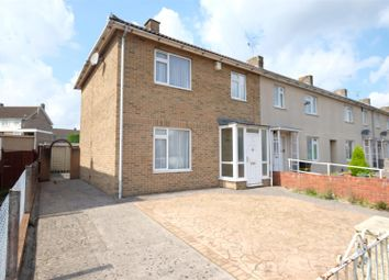 Thumbnail 3 bed semi-detached house for sale in Capgrave Crescent, Brislington, Bristol