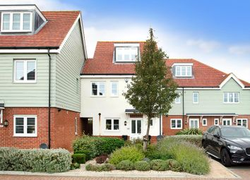 Thumbnail 4 bed town house for sale in Sovereign Close, Eastbourne