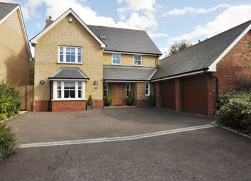 Thumbnail 5 bedroom detached house for sale in Dovedale, High Wych, Sawbridgeworth