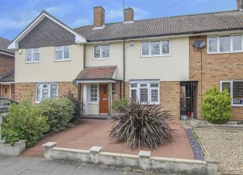 Thumbnail 3 bed terraced house for sale in Running Waters, Brentwood
