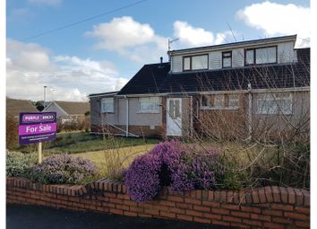 Thumbnail 4 bed semi-detached house for sale in Lon Brynawel, Llansamlet