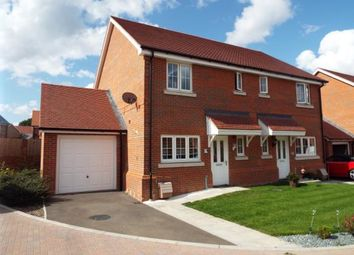 Thumbnail 3 bedroom semi-detached house for sale in Four Marks, Alton, Hampshire