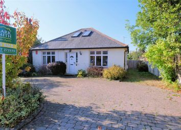 Thumbnail 4 bed detached bungalow for sale in Park Avenue, Tankerton, Whitstable