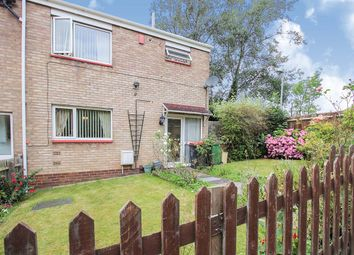 Thumbnail 3 bed end terrace house for sale in Brindley Ford, Telford