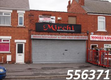Thumbnail Commercial property for sale in Investment Property DN8, Moorends, South Yorkshire