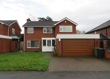 4 bed detached house for sale in Lynwood Drive, Blakedown, Kidderminster DY10