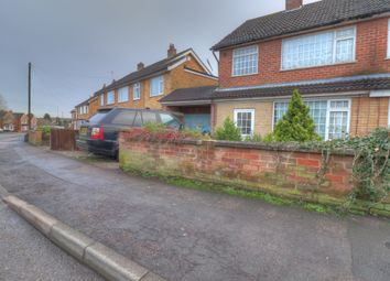 3 bed semi-detached house for sale in Link Road, Anstey, Leicester LE7