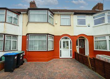 4 bed terraced house for sale in Oaklands Avenue, London N9