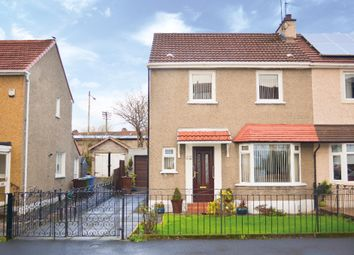 Thumbnail 2 bed semi-detached house for sale in Seil Drive, Simshill, Glasgow