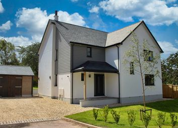 Thumbnail 4 bed detached house for sale in King Street, Silverton, Exeter