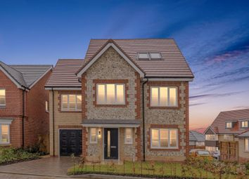 Thumbnail 5 bed detached house for sale in Sinclair Drive, Stane Street, Pulborough