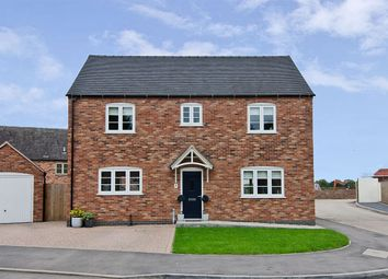 Thumbnail 4 bed detached house for sale in Windmill Close, Gillway Lane, Tamworth
